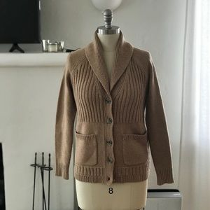 Madewell Chunky Cardigan, Size Small